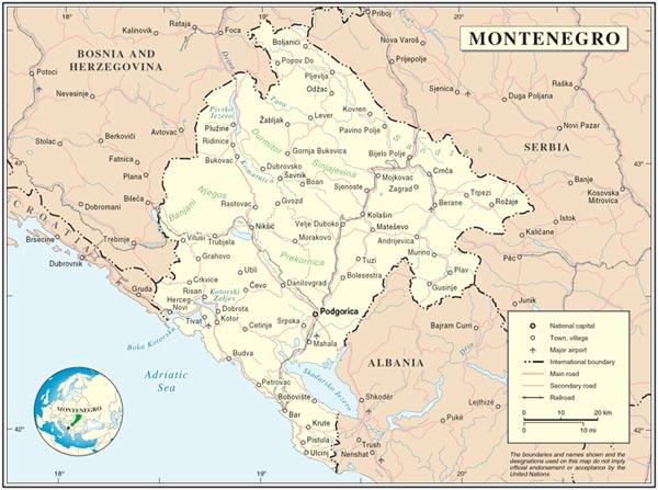 mapa canj crna gora Letovanje CRNA GORA 2018,Leto CRNA GORA 2018,Leto u Crnoj Gori  mapa canj crna gora