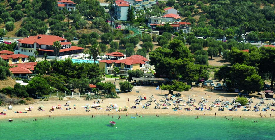Lagomandra Beach Hotel Cene