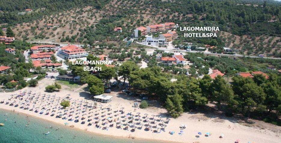 Lagomandra Beach Hotel Ponuda