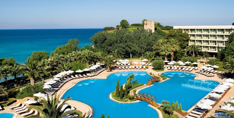Hotel Sani Beach 5 Halkidiki Hoteli 2019 Letovanje