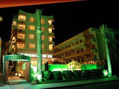 Hotel Amphora 3 Sarimsakli Hoteli 2020 Letovanje Sarimsakli