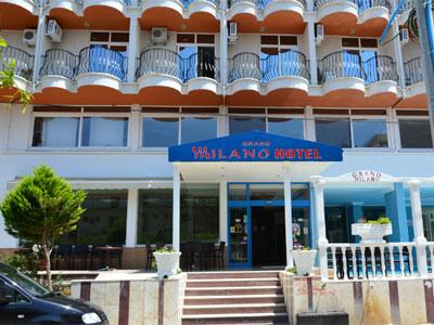 Hotel grand milano 3 sarimsakli hoteli 2018 letovanje for Grand hotel milano